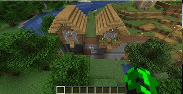 ESCAPE THE PRISON 2.0 Minecraft Map & Project