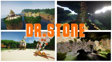 DR. STONE World Project (1.15.2) Minecraft Map & Project
