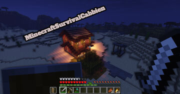 My Survival MinecraftCabbien By TheDream31 Minecraft Map & Project