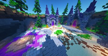 Min-Map Minecraft Map & Project
