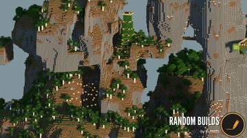 Random buildings, mostly for the looks Minecraft Map & Project