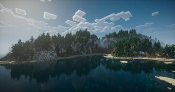 Ingvar's Isle - Nordic/Viking island Minecraft Map & Project