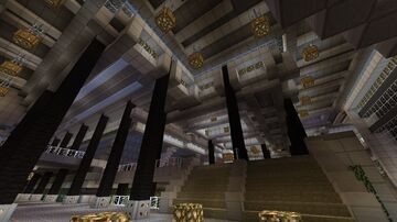 Thecrazeecow's Airport Minecraft Map & Project
