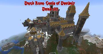 Darck rune Minecraft Map & Project