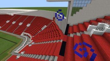 Ashton Gate Minecraft Map & Project