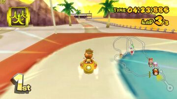 MK8 Deluxe 3DS Maka Wuhu Beta 2 by FunkyDude15 + Wexos Minecraft Map & Project