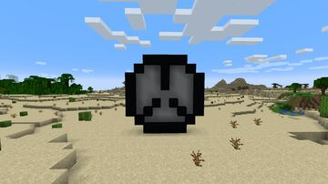 scp logo Minecraft Map & Project