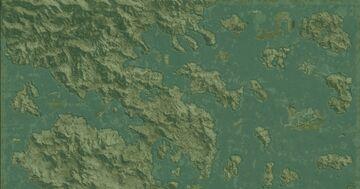 Assassin Creed Odyseey Overworld Terrain Minecraft Map & Project