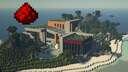 Lost Project: Redstone Villa Minecraft Map & Project