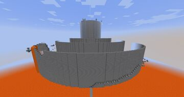 Wall Parkour Minecraft Map & Project