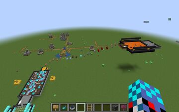 Simple parkour map Minecraft Map & Project