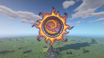 Minecraft Sun House Minecraft Map & Project