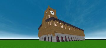 Medivial Industrial building Minecraft Map & Project
