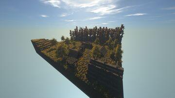 Autumnal Viking Village Minecraft Map & Project