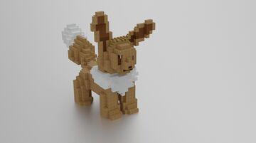 Eevee - downloadable Minecraft Map & Project