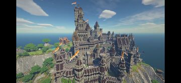 Kingdom 2 Minecraft Map & Project
