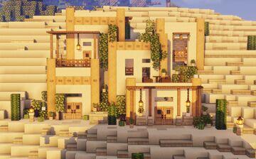 ☼ Desert Getaway ☼ Minecraft Map & Project