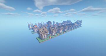 Village transformation Minecraft Map & Project