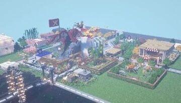 GrandKerCity Minecraft Map & Project