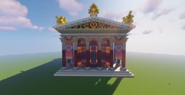 Greek Temple of Aphrodite / Assassin's Creed Odyssey Minecraft Map & Project