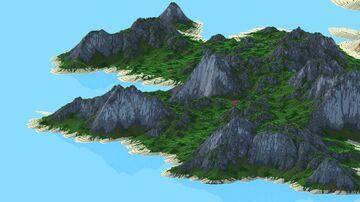 Teodoria Island 1.14-1.16 Minecraft Map & Project