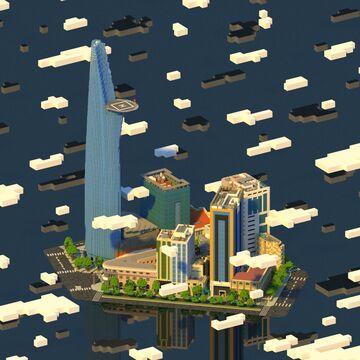 Mini Saigon - demo 0.1 Minecraft Map & Project