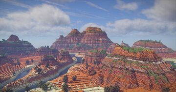 Mesa of the Unborn Minecraft Map & Project