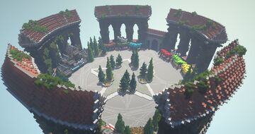 My Lobby Minecraft Map & Project