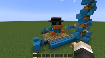 AFK 3d printer Minecraft Map & Project