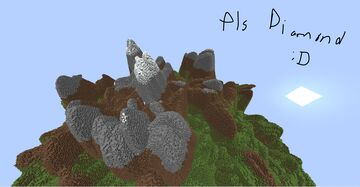 Amplified/Mountain Minecraft Map & Project
