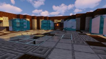 ¡Review Shaders Map! Minecraft Map & Project