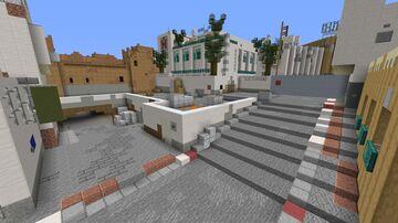 CS:GO New Dust II Minecraft Map & Project