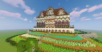 Elmwood Manor Minecraft Map & Project