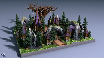 Medieval - HCF Spawn Minecraft Map & Project