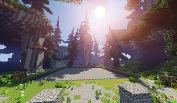 • Map Minecraft Server Rankup/FullPvP - Warp Mine Minecraft Map & Project