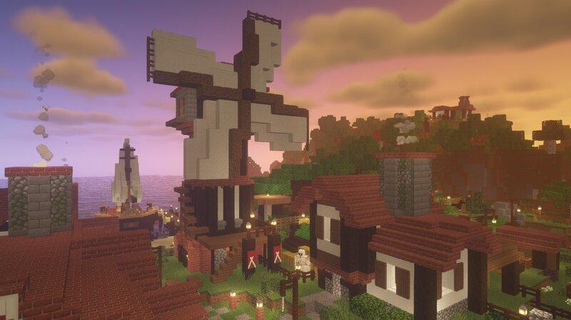 Hera Isle Windmill