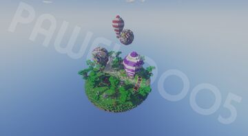 Skyblock Lobby Minecraft Map & Project