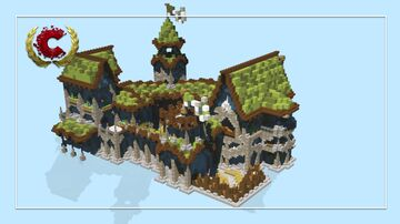 Luffingtons Fort   Download Minecraft Map & Project