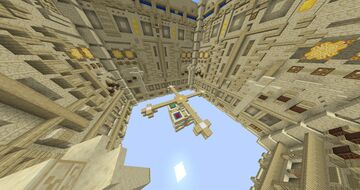BLOCK SUMO recreated by SkyblockSquad PVP MAP Minecraft Map & Project
