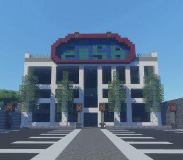 Gold D Aquarium - 1.16 or + Minecraft Map & Project