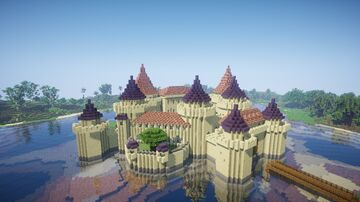 Riverrun - Game of Thrones (TV-Show version) Minecraft Map & Project