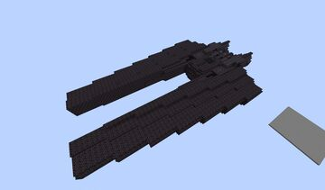 another interim upload (test ship) Minecraft Map & Project