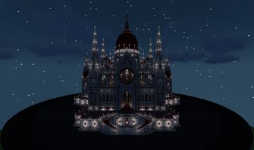 Bleeding Cathedral Minecraft Map & Project