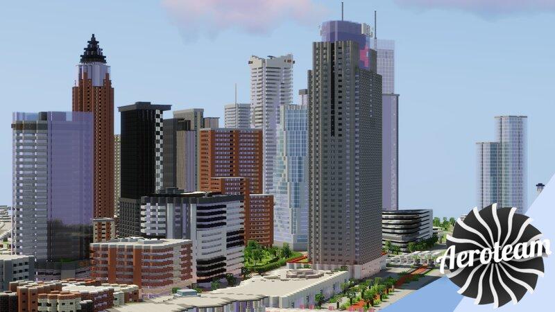 Aurellia   1:5 scale city