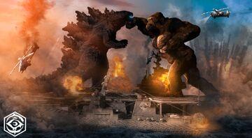 Godzilla Vs Kong Minecraft Map & Project
