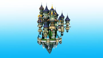 Fantasy Witch Castle Minecraft Map & Project