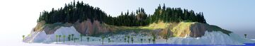 Diamond island (Free to download & Free to edit) Minecraft Map & Project