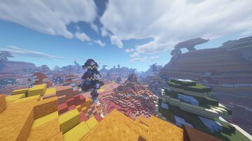 big mesa Minecraft Map & Project