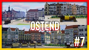 Project Ostend: update #5 Minecraft Map & Project