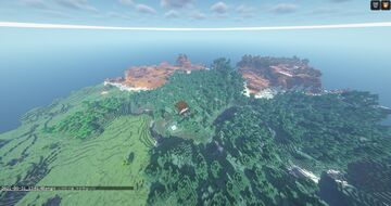 Minecraft Java Edition 1.17.1 Special Seed Minecraft Map & Project